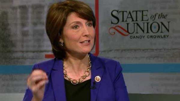 Washington Congresswoman Cathy McMorris Rodgers will give the official rebuttal to President Barack Obama's speech. (Source: CNN)