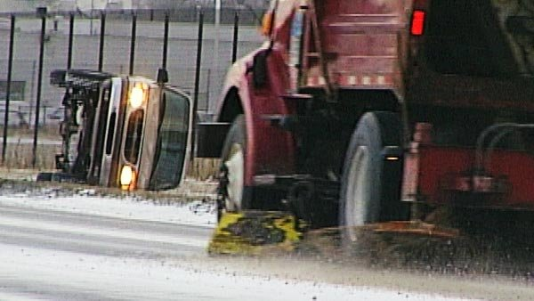 Driving on slick roads during winter is tricky, but it doesn't have to be dangerous. (Source: WPBN/WTOM/MGN)