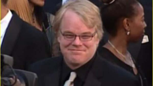 Academy Award-winning actor Philip Seymour Hoffman was found dead Sunday. (Source: CNN)