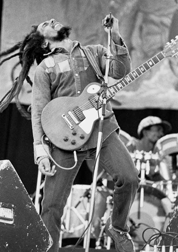 Bob Marley was born Feb. 6, 1945. (Source: Eddie Mallin/Flickr/Wikimedia Commons)