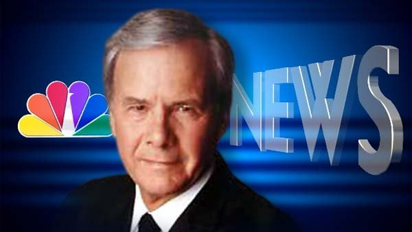 NBC says Tom Brokaw was diagnosed with multiple myeloma in August but that doctors remain optimistic about his prognosis. (Source: MGN Online)
