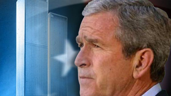 George W. Bush's decisions following the attacks of 9/11 spent billions of dollars and cost  thousands of American lives. (Source: MGN Online)