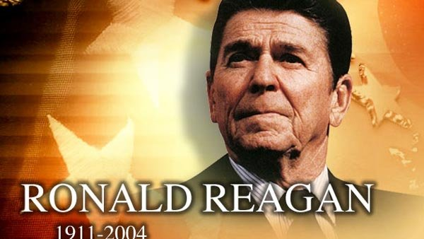 Ronald Reagan's views on economic policy have helped frame the national debate for decades. (Source: MGN Online)