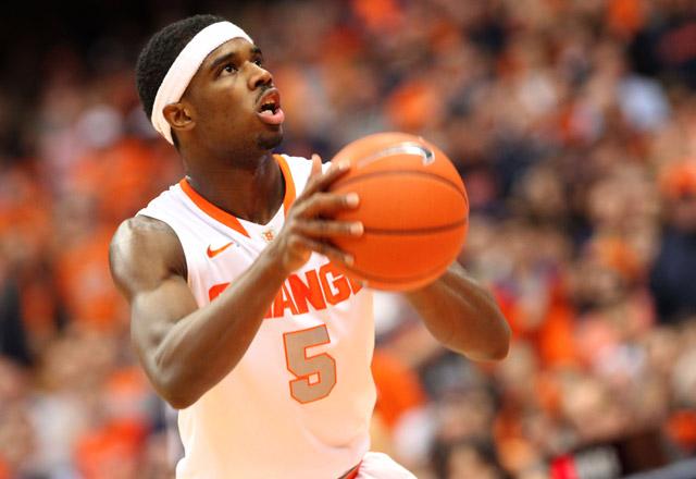 C.J. Fair and the Syracuse Orange are 24-0(11-0 ACC) this season. (Source: Syracuse University Athletic Communications)