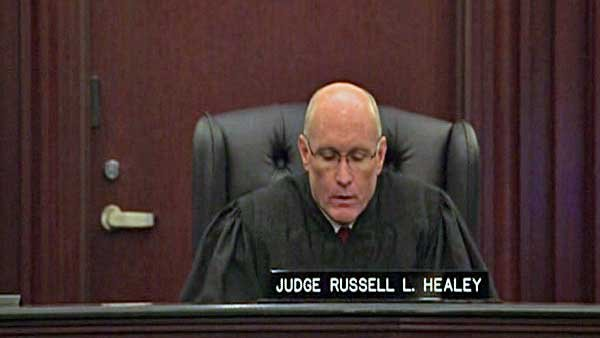 Judge Russell Healey praised the jury in Michael Dunn's trial and gave them instructions to continue deliberations. (Source: CNN)