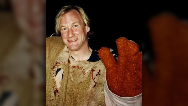 John Henson, 48, died of a massive heart attack Friday. (Source: muppets.wikia.com)
