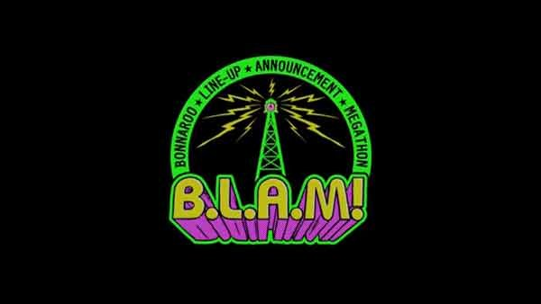 The Bonnaroo Line-Up Announcement Megashow (BLAM) has almost become as popular as the festival itself. (Source: Bonnaroo/YouTube)