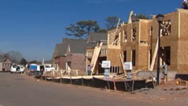 December housing starts had the biggest one-month drop in seven years, according to government data. (Source: CNN)