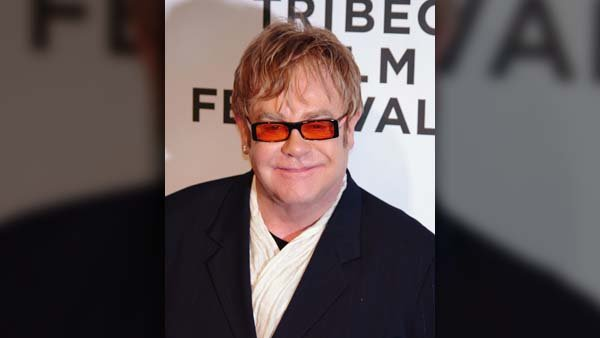 Sir Elton John will make his first Bonnaroo performance this summer. (Source: David Shankbone/Wikimedia Commons)