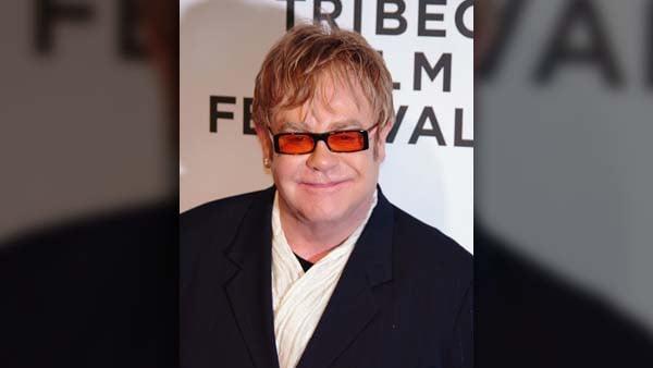Sir Elton John will make his first Bonnaroo performance this summer. (Source: David Shankbone/Wikimedia Commons)