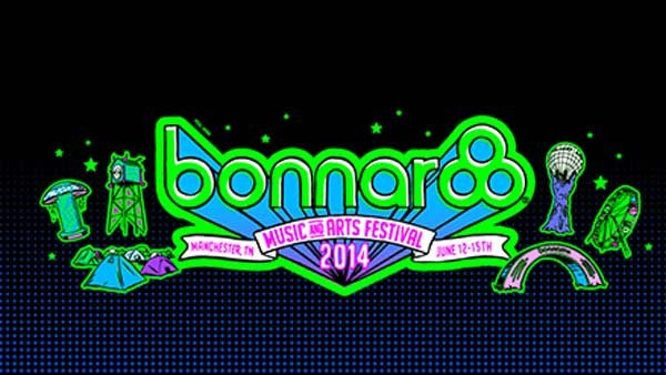 Bonnaroo 2014 features 150 bands from all genres and kicks off June 12. (Source: Bonnaroo)
