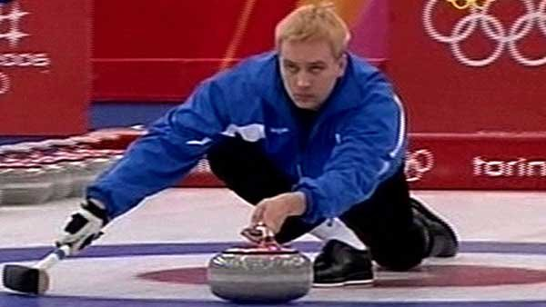Curling - sport of kings or fools? (Source: MGN Online)