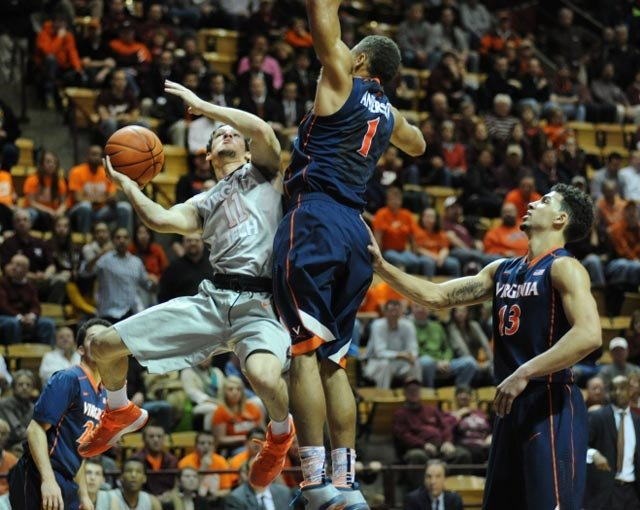 Devin Wilson (11) gives Virginia Tech fans a reason to be excited about the program's future. (Source: HokieSports.com)
