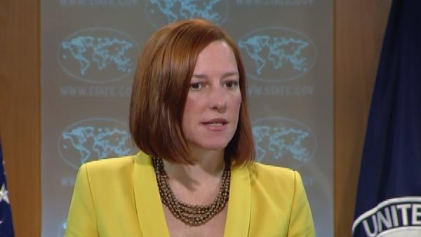 The State Department has followed the Vienna Convention in matter, said spokesperson  Jen Psaki. (Source: CNN)