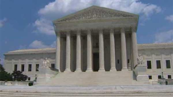 An advocacy group made history when they secretly videotaped oral arguments at the U.S. Supreme Court. (Source: CNN)