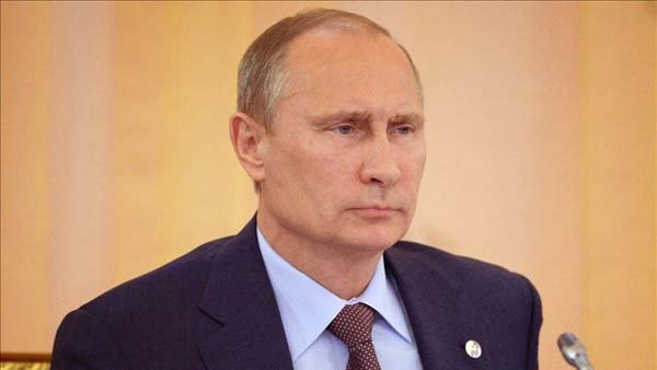 Russia's president Vladimir Putin was nominated for a Nobel Peace Prize for preventing an air strike on Syria. (Source: G20/Host Photo Agency/MGN Online)