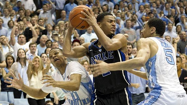 North Carolina got the best of Duke in their first meeting of the season. There's no reason to think it can't happen again. (Source: Duke Photography)
