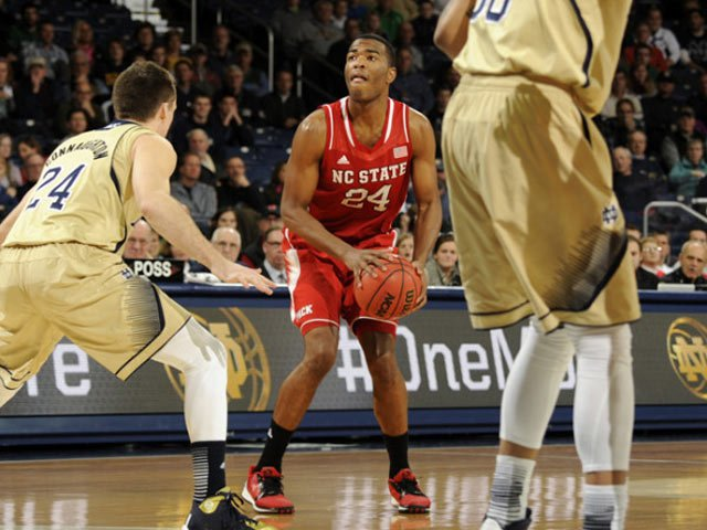 NC State's T.J. Warren was named ACC Player of the Year by media vote. (Source: NC State Athletics Communications)