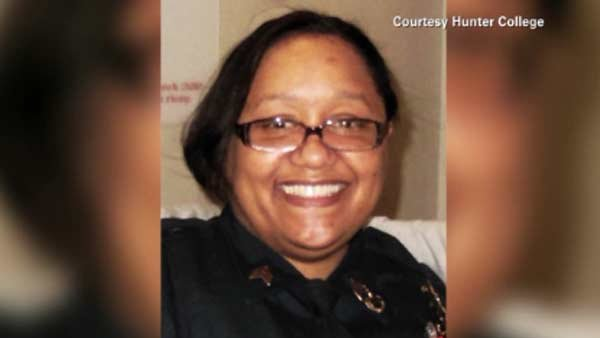 Hunter College identified Sgt. Griselde Camacho, a safety officer at the school, as one of the victims. (Source: Hunter College/CNN)