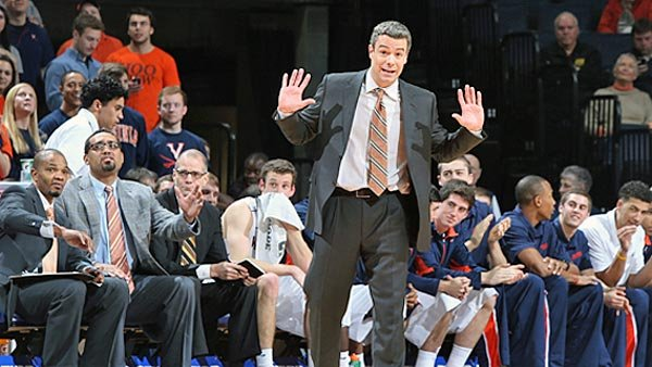 ACC Coach of the Year Tony Bennett has to guide Virginia through the minefield of the ACC Tournament. (Source: VirginiaSports.com)