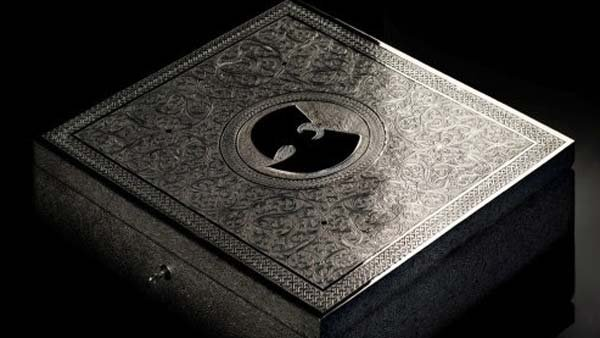 Wu-Tung Clan is doing something unprecedented in the music industry - it will sell only one copy of its secret album. (Source: Wu-Tang Clan Facebook)