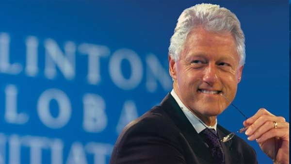 Former President Bill Clinton continued to have a successful career after having a highly-publicized affair. (Source: newsinfo.iu.edu/MGN)