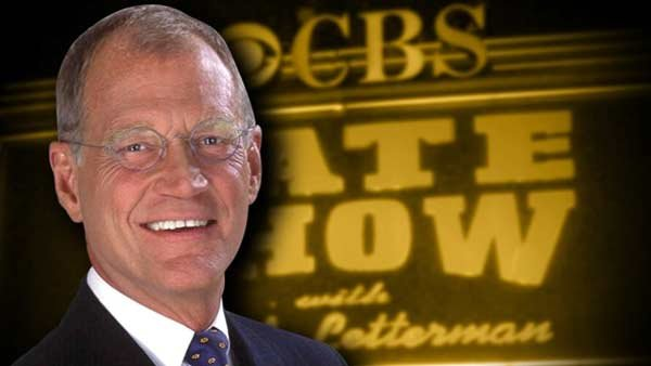 David Letterman launched his CBS show in 1993. (Source: MGN Online)