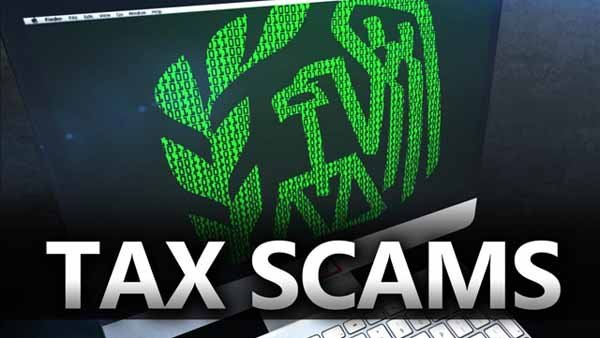 Phishing is a common practice during tax season. The IRS provides information and resources to help taxpayers avoid being defrauded. (Source: MGN Online)