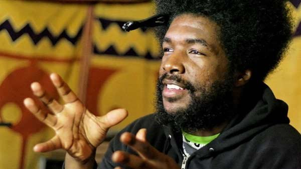 Questlove says The Roots will have a new album out in May. (Source: Jacques-O/MGN Online)