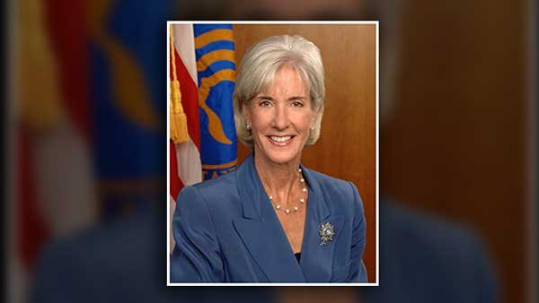 Health and Human Services Secretary Kathleen Sebelius is resigning from her post, according to the Associated Press. (Source: MGN Online)