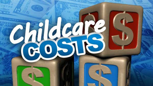 According to the advocacy group Childcare Aware of America, the cost of daycare exceeds in-state college tuition costs in 31 states. (Source: MGN Online)
