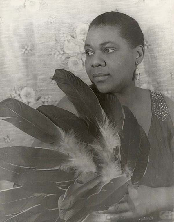 Bessie Smith, known as The Empress of the Blues, was born April 15, 1894. (Source: Library of Congress/Wikimedia Commons)