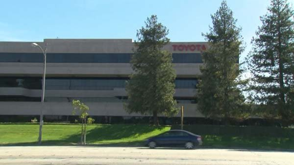 Toyota may be moving its North American headquarters from California to Texas. (Source: CNN)