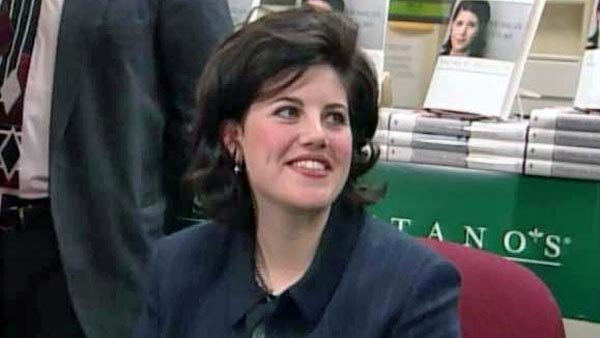 Monica Lewinsky has gone public in an interview with 'Vanity Fair' about her affair with then President Bill Clinton. (Source: CNN)