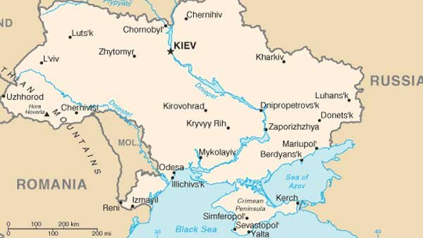 Two American experts on Ukraine and eastern Europe believe that a majority of the people in eastern Ukraine do not want to join Russia. (Source: WikimediaCommons)