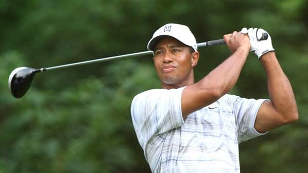 Tiger Woods has given no timetable for his return to golf after having back surgery ahead of the Masters. (Source: GNU/MGN Online)