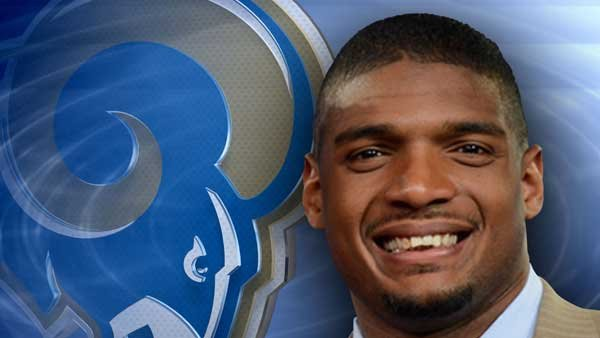 Michael Sam is a St. Louis Ram, and the star of an upcoming OWN docu-series. Will you be watching? (Source: MGN Online)