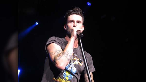 Maroon 5 announced their fifth album 'V' will drop in September. (Source: karina3094/Flickr)