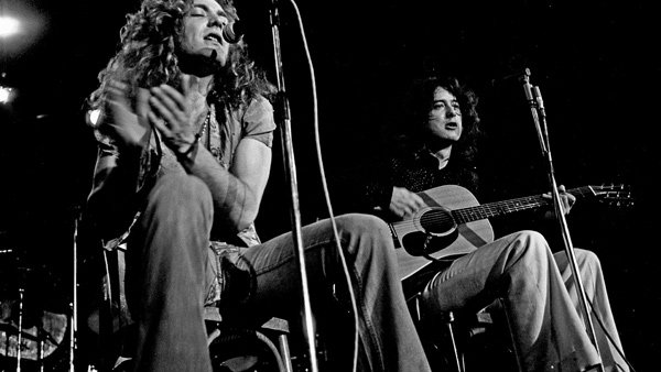 "The lawsuit alleges that the iconic guitar opening of the song ""Stairway to Heaven"" was ripped off from another band's song. (Source: Heinrich Klaffs/Wikipedia)"