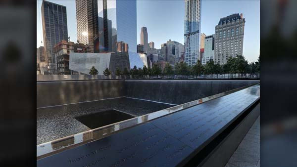 A photo of the National September 11 Memorial Museum in New York. (Source: Google Maps/MGN Online)