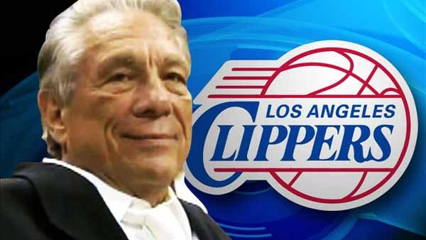 Los Angeles Clippers co-owner Donald Sterling was banned for life from the NBA, fined $2.5 million and told to sell the team after a tape of racist comments surfaced last month. Source: (MGN)