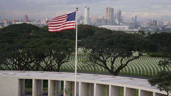 Manila American Cemetery in the Philippines is the largest American cemetery overseas. (Source: ABMC)