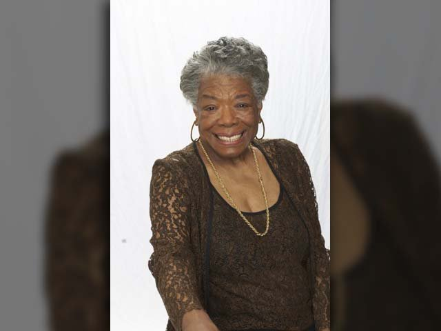 Renowned author and poet Maya Angelou died Wednesday at the age of 86. (Source: Facebook)