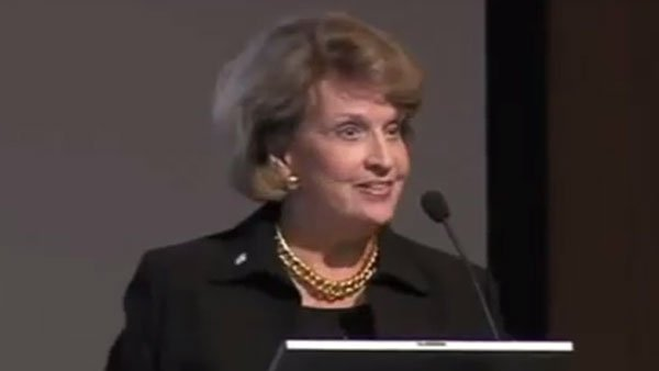 Former Georgia State Sen. Nancy Schaefer said the CPS is a 'corrupt business.' (Source: LibertyTruthJustice/YouTube)
