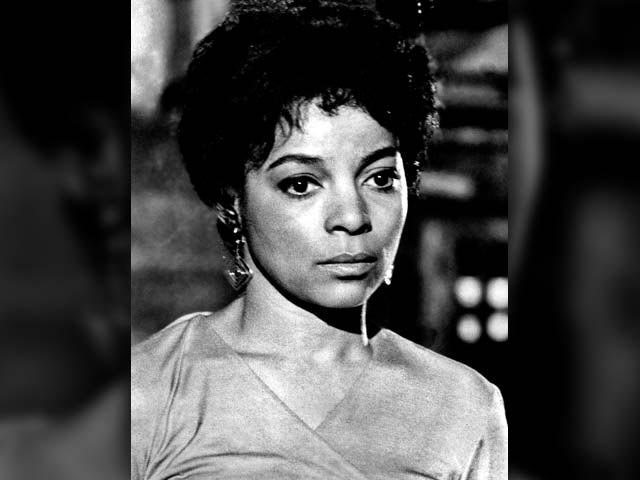 Actress Ruby Dee was a stage and screen star who was also active in the civil rights movement. (Source: Publicity photo/Wikipedia)