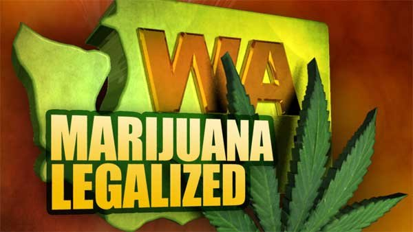 The state of Washington also has approved the recreational use of marijuana. (Source: MGN Online)