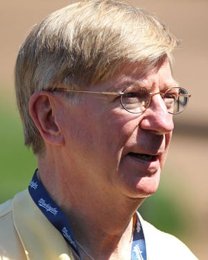 In his column, George Will rankled many with the words he used to describe the status of sexual assault victims. (Source: KeithAllison/Wikicommons)