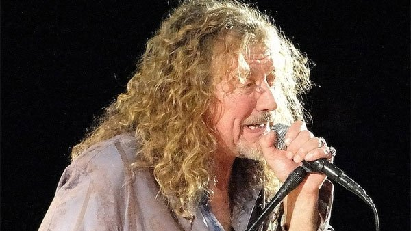 Rock legend Robert Plant premiered his first single with his new band, the Sensational Space Shifters, on Monday. (Source: Egghead06/Wikicommons)