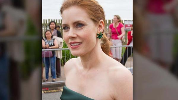 Actress Amy Adams reportedly gave up her first-class seat on a plane to a soldier. (Source: Dan Marsh/Flickr/Creative Commons)