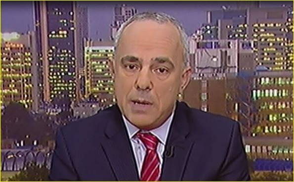 "Israel's Intelligence Minister Yuval Steinitz says that an Israeli ground operation into Gaza ""might become necessary."" (Source: CNN)"